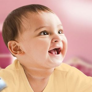 Teething Trouble Infants