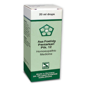 Asa foetida Pentarkan PTK 12
