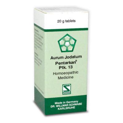 Aurum Jodatum ptk 13