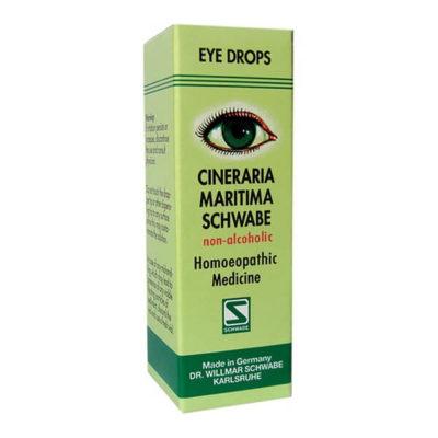 Cineraria Maritima Schwabe non alcoholic