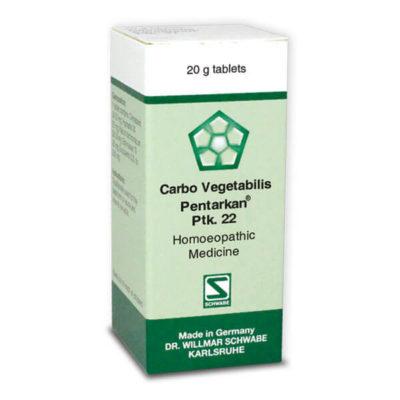 carbo vegetabilis pentarkan ptk 22