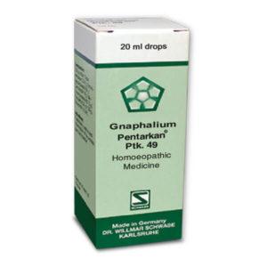 gnaphalium pentarkan ptk 49